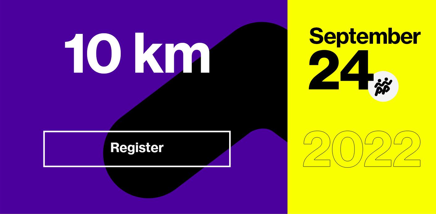 10 km - September 24