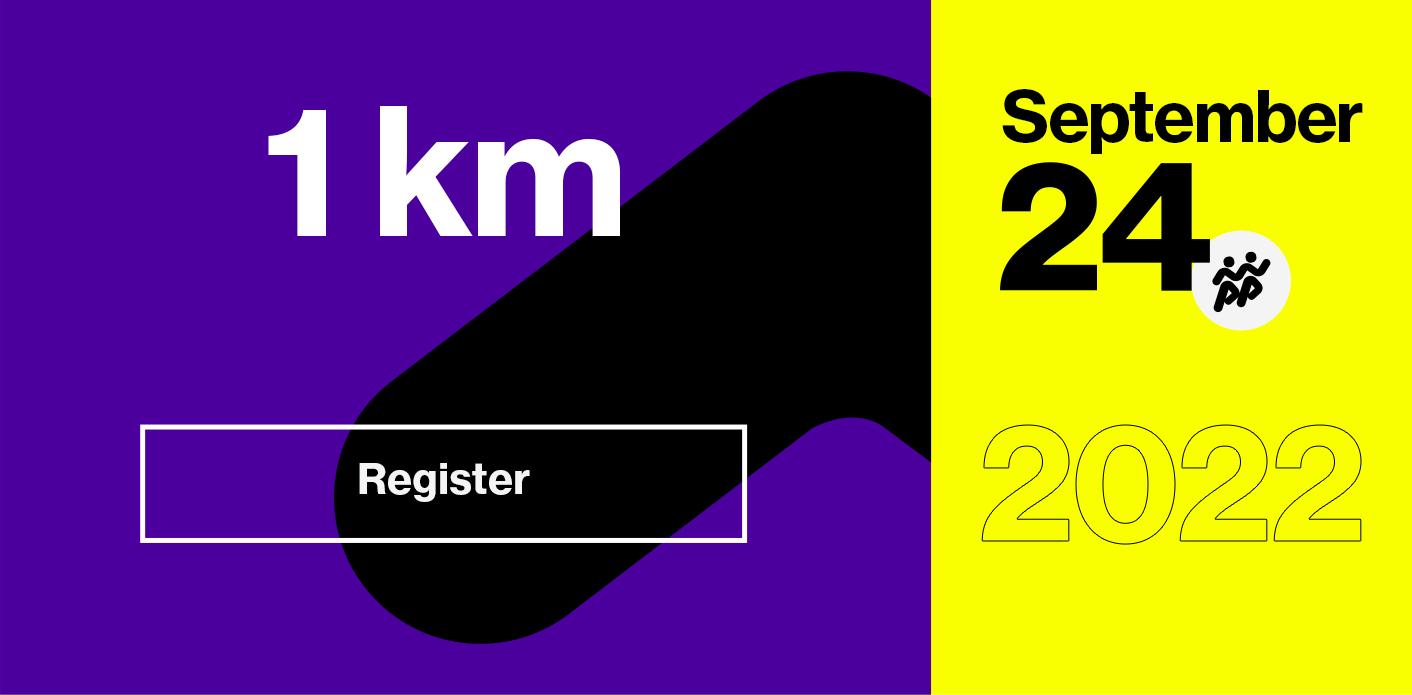 1 km - September 24